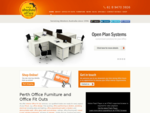 Office Furniture Perth | Office Fit Out Perth | Office Interiors Perth