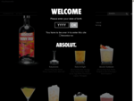 Drinks Cocktails with Absolut Ruby Red - Absolut Drinks