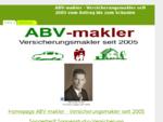 Home - ABV-makler - Ihr unabhängiger Versicherungsmakler seit 2005