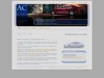 Alquiler de coches con conductor en Barcelona. Coche de alquiler con conductor| AC Cars