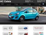 Avto center Celeia | Prodaja in servis vozil Opel ter Subaru