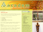 Academ. nl - Esthetische Acupunctuur - Ademtherapie - Innerlijk welzijn - Opleidingsinstituut