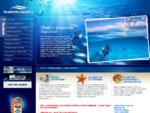 Academia Aquatica | Potápanie - kurzy potápania PADI, maloobchod, veľkoobchod, zájazdy - Index
