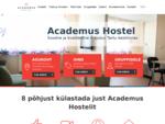 Academus Hostel | Soodne ja kvaliteetne majutus Tartu kesklinnas
