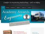 Academy Awards Engravers Home
