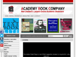 Online Book Store | Buy Books Online in New Zealand | Academy Book Company | One English