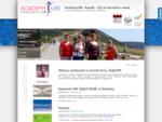 AcademyLife, Aquafit – Żyj w harmonii z wodą | w równowadze fizycznej, emocjonalnej i duchowej