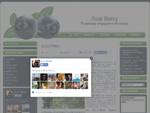 Acai Berry Hellas - ACAI BERRY GREECE