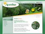 Acanthus haljastus - aiakujundus, haljastustööd, aedade hooldus, aiahooldus, muru rajamine