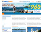 Hoteles en Acapulco, México | AcapulcoHoteles. com. mx