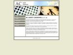 AC AUDIT CASSOVIA, s. r. o.