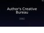 Главная - Author039;s Creative Bureau