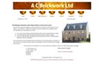 A C Brickwork Ltd
