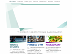 ACB tenisa klubs | Modernākais tenisa klubs latvijā