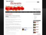 Accent 4 Flowers - Quality Florists located in the heart of Invercargill, supplying a vast range of
