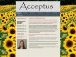 Etusivu - Acceptus