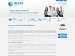 Účtovníctvo, daňové poradenstvo, ekonomické poradenstvo - ACCES Group