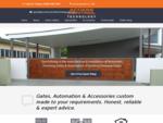 Automatic Electric Sliding Gate Openers - Driveway Gates Brisbane