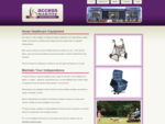 Home Healthcare Equipment, Access Mobility Nelson New Zealand