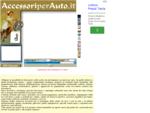 ACCESSORIPERAUTO. IT - Tutti gli Autoricambi d'Italia. Autoaccessori, Accessori per Auto. Trova l
