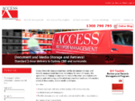 Access Records Management - Document storage and retrieval