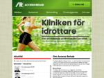 Access Rehab | Några av Sveriges främsta naprapater och sjukgymnaster