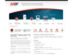 ACCF Distributeur spécialiste en alarme et détection incendie (NUGELEC, ESSER), Eclairage de sécur