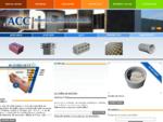 Profissionais na fabricação de produtos de betão para a construção. Fabricamos blocos de Leca ® com