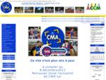 Le site officiel de l'ACCM, antenne locale du CMA, Charleville Mézières Athlétisme