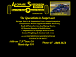 Accurate Suspension Brisbane Queensland Australia