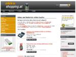 Akkus, Batterie & Ladegeräte online kaufen - AkkuShopping.at