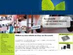 Welkom op onze website en shop van Accuworld.