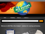ACE Filters New Zealand - filtration solutions for industry and hospitality
