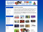 Business Cards, Plastic Cards Printing - ACENZ