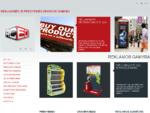 ACEO reklamos gamyba, reklaminė prekybinė įranga