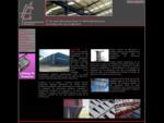 Acercons es una empresa dedicada al diseño, fabricación y montaje de todo tipo de estructuras metál