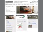 Truhlà¡Åskà¡ và½roba, prodej nà¡těrů OSMO color,  realizace interiérů, projekty - ACER DESIGN