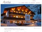 Ski- und Winterferien - Hotel Acerina - stilvolles Ambiente und Flair mit Halbpension in Lech am ...