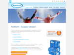 Acetium - Suojaa vatsasi! | Acetium. com