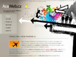 AceWeb. cz - webdesign, tvorba www stránek, webové stránky
