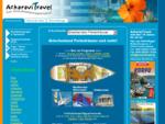 Acharavi Travel Griechenland Ferienhäuser Spezialist für Korfu, Kreta, ...