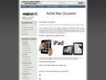 Achetez vos produits Apple d'occasion au meilleur prix grâce à Ebay  iPhone, iPhone 3G, iPod, i...