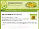 Acheter-des-kamas. fr Acheter des kamas pour Dofus, par téléphone, SMS, carte bancaire