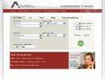 Aclass. dk - Spar op til 50 på fly og hotel.