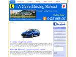 Adelaide Driving School   Southern Suburbs Home