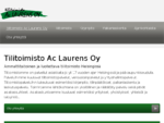 Tilitoimisto Ac Laurens Oy - Tilitoimistopalvelut Helsingissä | Tilitoimisto AC Laurens Oy