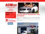 Garage auto et Vente de pneus à Erquelinnes - ACM AUTO
