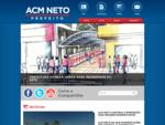 ACM Neto Prefeito de Salvador