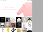 Acne JR is a Swedish toy company based in Stockholm. Our ambition is to make traditional, iconic