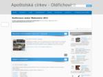 Apoštolská církev - Oldřichovice